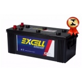 bateria excell 135 a Jardim Nelly