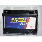 bateria excell 50 ah Jardim Nelly
