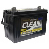 bateria moura clean 100 amperes Jardim Nelly