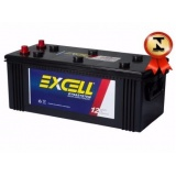 bateria excell 135 a