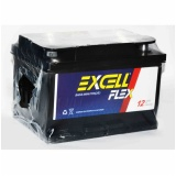bateria excell 50 ah
