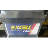 bateria excell 60 amperes